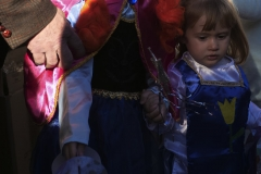 DESFILE INFANTIL ENTREGA DE REGALOS