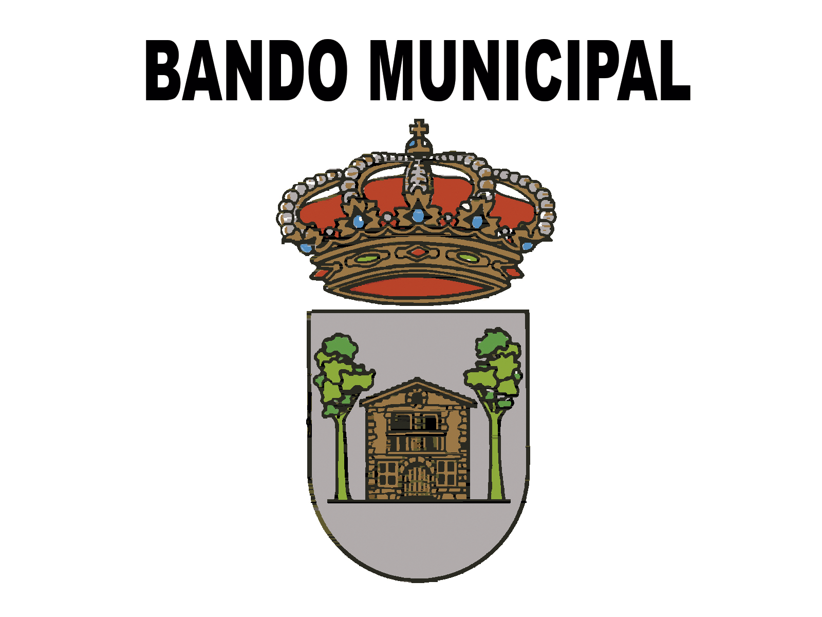 BANDO - CONVOCATORIA PLENO ORDINARIO.