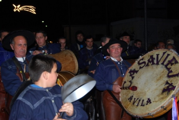 SIERRA GREDOS VALLE TIÉTAR Folclore