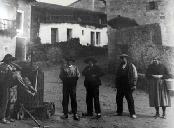 Reseña Histórica Casavieja Ávila 1937