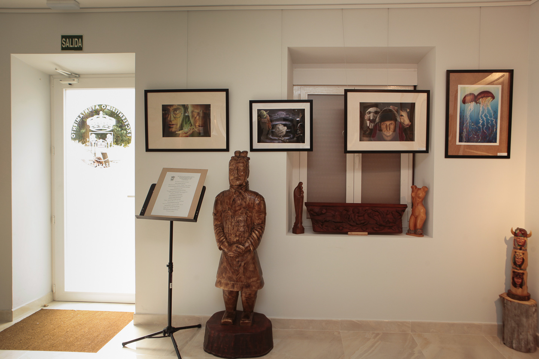 """Inauguración de la sala de exposiciones """"Casa del Secretario"""""""