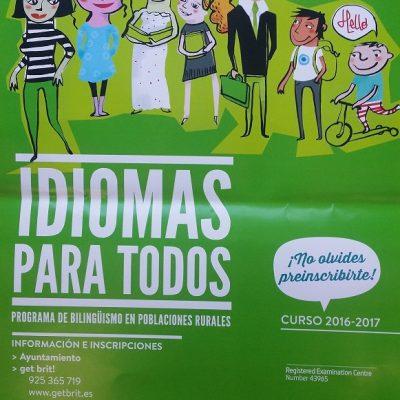 IDIOMAS PARA TODOS.