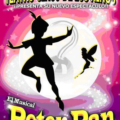 PETER PAN EL MUSICAL.