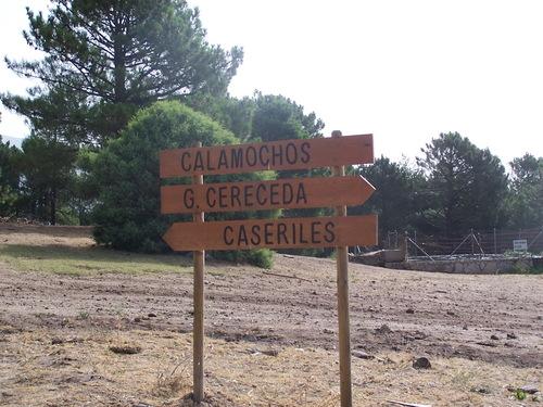RUTAS DE MONTAÑA CASAVIEJA VALLE DEL TIÉTAR SIERRA DE GREDOS