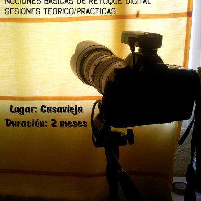 BANDO – TALLER DE FOTOGRAFÍA.