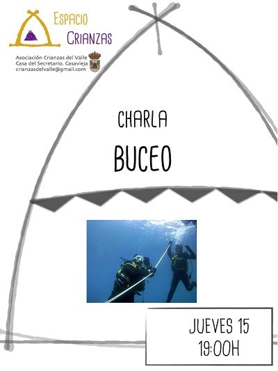 ESPACIO CRIANZAS - CHARLA BUCEO.