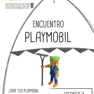ESPACIO CRIANZAS - ENCUENTRO PLAYMOBIL.