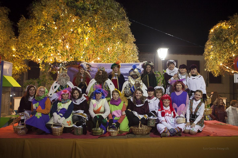 Cabalgata de Reyes 2017