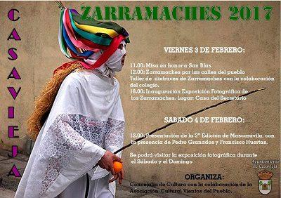 ZARRAMACHES 2017.