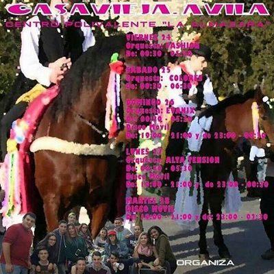 CONCIERTOS EN LA ALMAZARA - CARNAVAL 2017.