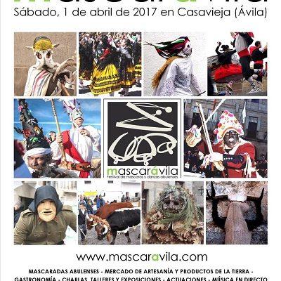 III EDICIÓN DE MASCARÁVILA EN CASAVIEJA.