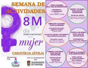 """Conferencia """"La Menopausia"""" - Día Internacional de la Mujer. @ Sala de Exposiciones """"Casa del Secretario"""""""