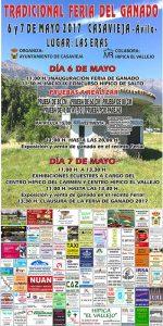 Tradicional Feria del Ganado @ Las Eras