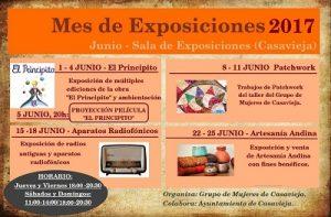 """El Principito @ Sala de Exposiciones """"Casa del Secretario"""""""