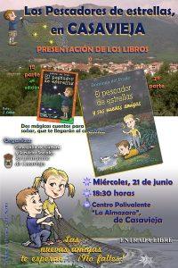 """Presentación de """"El Pescador de Estrellas"""" @ Centro Polivalente """"La Almazara""""."""