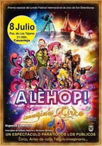 Circo ALEHOP! @ Plaza de los Tejares
