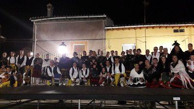 FOTOS DEL I FESTIVAL DE DANZAS Y FOLKLORE DE CASAVIEJA.