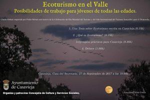 """Ecoturismo en el Valle @ """"Casa del Secretario"""""""