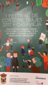 "I Festival de Cortometrajes 2017 @ Centro Polivalente ""La Almazara""."