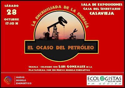 LA ENCRUCIJADA DE LA ENERGÍA - EL OCASO DEL PETRÓLEO