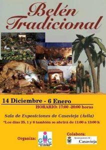 """Belén Tradicional 2017 @ Sala de Exposiciones """"Casa del Secretario"""""""
