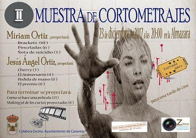 MUESTRA DE CORTOMETRAJES