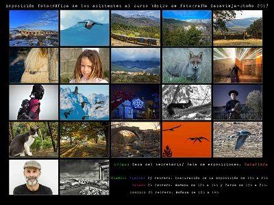EXPOSICIÓN FOTOGRÁFICA