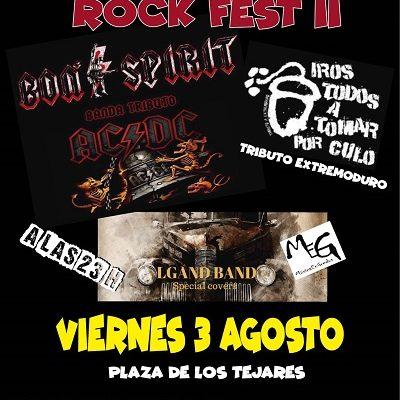 CASAVIEJA ROCK FEST II: VERANO CULTURAL