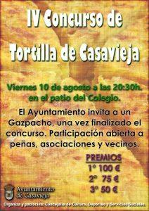 """IV Concurso de """"Tortilla de Patata"""" @ Patio del Colegio CEIP Doña Concepción Arenal"""