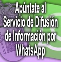 Servicio de Difusión de Información de WhatsApp del Ayuntamiento de Casavieja