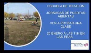 Escuela de Triatlón @ Las Eras.