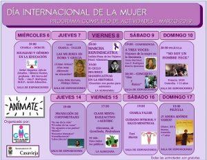 """Charla-taller """"Igualdad y Género en la Educación"""" @ Sala de Exposiciones """"Casa del Secretario"""""""
