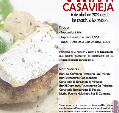 VII EDICIÓN DE LA FERIA DE LA TAPA DE CASAVIEJA