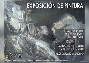 """Exposición de Pintura @ Sala de Exposiciones """"Casa del Secretario"""""""