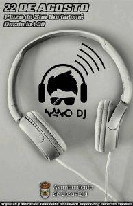 Nano DJ @ Plaza de San Bartolomé