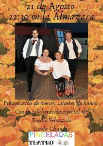 Pinceladas Teatro @ La Almazara