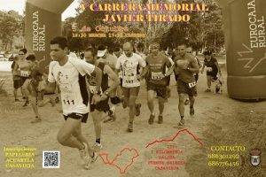 V Carrera Memorial Javier Tirado @ Fuente Helecha