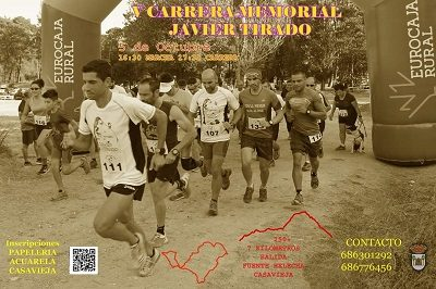 V CARRERA MEMORIAL JAVIER TIRADO