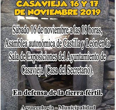 1er ENCUENTRO INTERVEGAS CASTILLA Y LEÓN