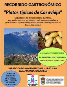 Recorrido gastronómico @ La Almazara