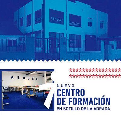 NUEVO CENTRO DE FORMACIÓN EN SOTILLO DE LA ADRADA
