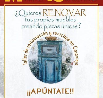 TALLER DE RESTAURACIÓN Y RECICLAJE