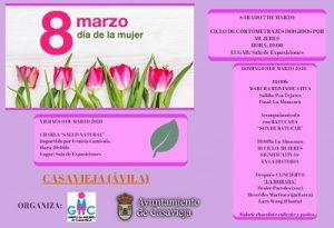 """Charla """"Salud Natural"""" @ Sala de Exposiciones """"Casa del Secretario"""""""