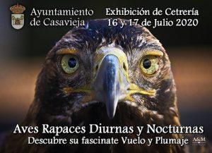 Exhibición de Cetrería: Rapaces Diurnas y Nocturnas @ Fuente Helecha
