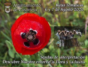 Ruta de Interpretación: Entorno, Flora y Fauna