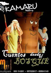 """Espectáculo infantil """"Cuentos desde el Bosque"""" @ Plaza de los Tejares"""