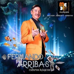 Magia con Fernando Arribas @ Plaza de los Tejares