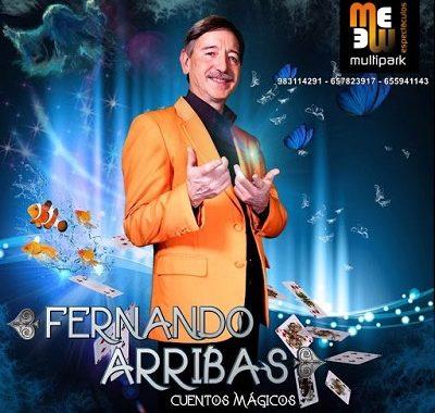 MAGIA CON FERNANDO ARRIBAS