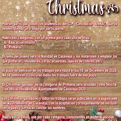 II CONCURSO DE CHRISTMAS NAVIDAD 2020