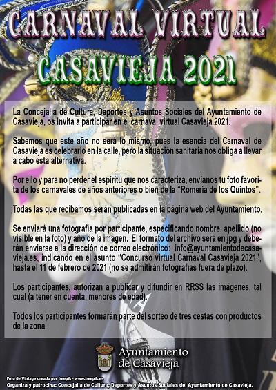 CARNAVAL VIRTUAL CASAVIEJA 2021